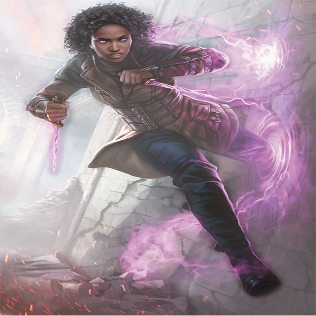 Art by  Magali Villeneuve